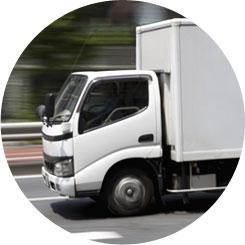 碇運送 イベント関連資材の運搬